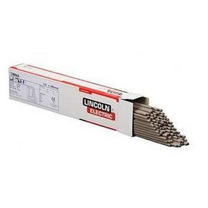 Metin. elektrodi tēraudam Basic 7018 3,2x450mm 5,5kg 3,2x450mm 5,5kg, Lincoln Electric