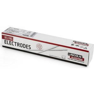 Metināšanas elektrodi tēraudam Supra 2,5x350mm 2,1kg, Lincoln Electric