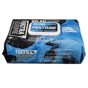 Wet cleaning wipes UltraGrime PRO Multiuse