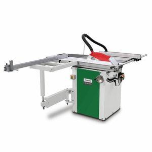Sliding table saw, Holzstar