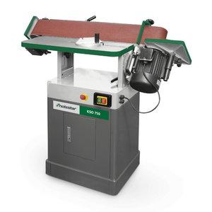 Juostinės šlifavimo staklės KSO 750 (400V