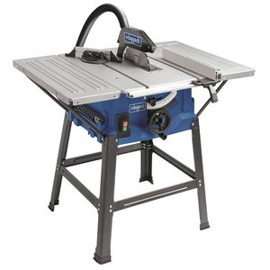 Table saw HS 100S, with legs, Scheppach