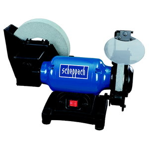 Wet/dry bench grinder BG 200W, Scheppach
