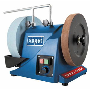 Wet sharpening system Tiger 3000VS / variable speed, Scheppach