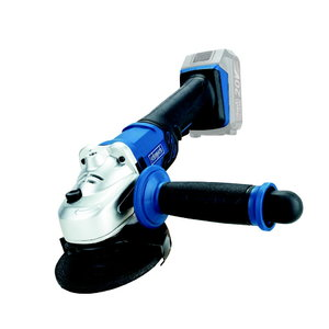 Cordless angle grinder CAG115-20ProS, Carcass, Scheppach