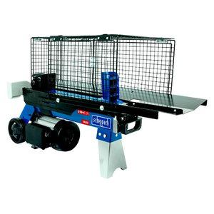 Hüdrauliline horisontaalne puulõhkuja HL 760L, 7T
