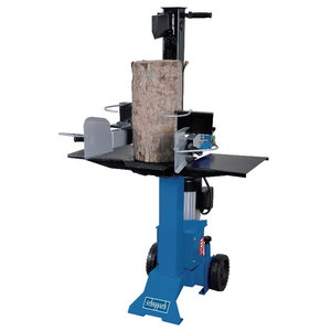 Hydraulic vertical log splitter HL 730, 7T, Scheppach