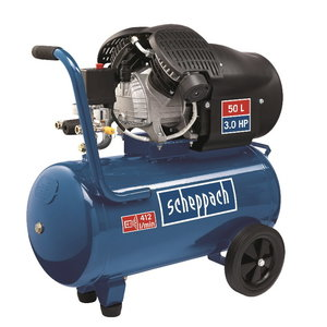 Kompressor HC 52dc / 50L, Scheppach