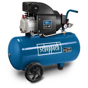 Kompresors HC 54, Scheppach