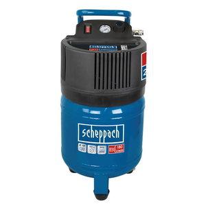 Kompresorius vertikalus  HC 24V oil free, Scheppach