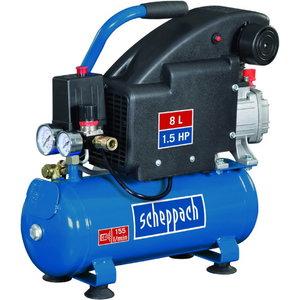 Compressor HC 08, Scheppach