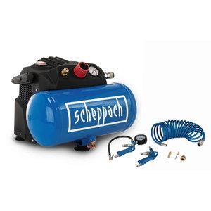 Kompressori hc06/230v/1,2kw, Scheppach
