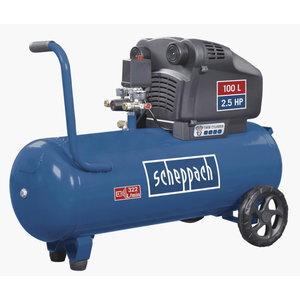 Compressor HC 104dc / 100L, Scheppach