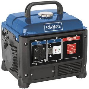 Inverter generaator SG 1200, Scheppach