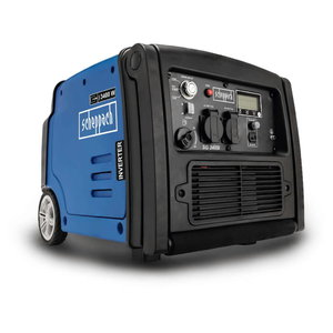 Inverter generaator SG 3400i puldiga, Scheppach