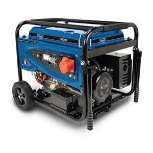Generatorius SG 7100, Scheppach