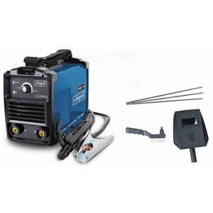 Elektrodu metināšanas iekārta WSE 1000 ar piederumiem, Scheppach