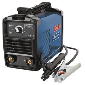 Elektrodu metināšanas iekārta WSE 900 ar piederumiem, Scheppach
