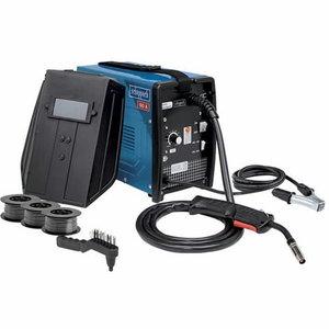 ARC welder WSE 3200 + accessories, Scheppach