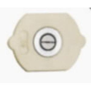 Smidzināšanas sprausla (balta) 40° HCE3200/HCP2600, Scheppach