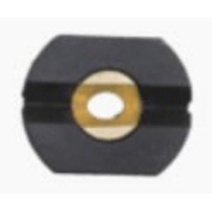 Smidzināšanas sprausla (melna) 60° HCE3200/HCP2600, Scheppach