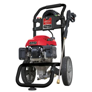 Petrol high pressure cleaner 173CC/ 522L/H / 200BAR HCP2600, Scheppach