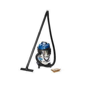 Wet & dry vacuum cleaner ASP 15-ES, blower function, Scheppach