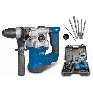 Rotary and demolition hammer 5J, 5kg SDS-Plus DH 1300 Plus, Scheppach