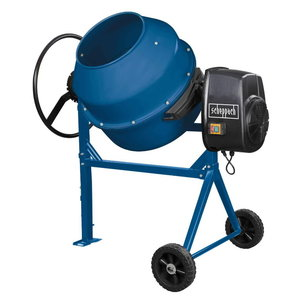Concrete mixer MIX 180L, Scheppach
