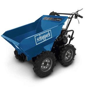 Mootoriga aiakäru / ehituskäru DP 3000
