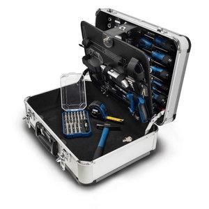 Universālais instrumentu komplekts TB150 koferī, 101 gab.