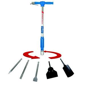 Daugiafunkcis pneumatinis įrankis AERO SPADE, Scheppach