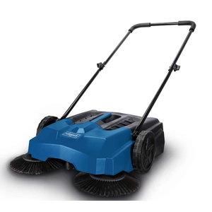Push sweeper Trike-S, Scheppach