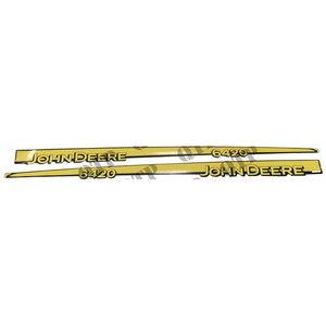 Decal Kit, L153875, L153876, Quality Tractor Parts Ltd