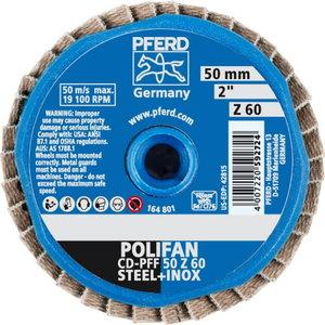 lamellketas 50mm Z60 PFF MINI-POLIFAN CD, Pferd