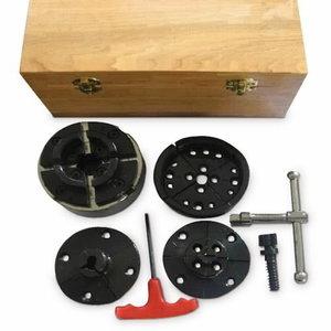 Padrunikomplekt treipingile Profi-Set M33x3,5, Holzstar