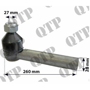 Track rod AL160111, AL160202, Quality Tractor Parts Ltd