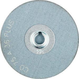 Abrazyvinis diskas 75mm A36 PLUS CD (ROLOC), Pferd