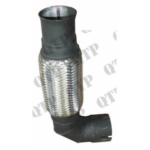 Exhaust pipe JD AL155610, Quality Tractor Parts Ltd