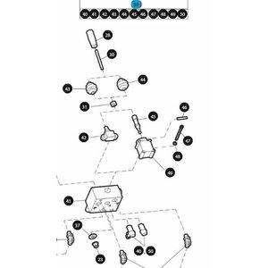 Varsts roktura SLG 500 LG500 4700281375 LG500, Atlas Copco