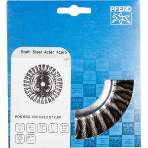 BRUSH RBG 15013/22,2 ST 0,60 SG, Pferd