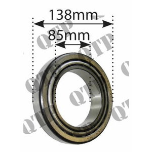 Bearing JD RE61191, Quality Tractor Parts Ltd