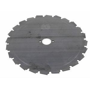 Pjūklas miško valymui 200x20x1,5mm; 22d