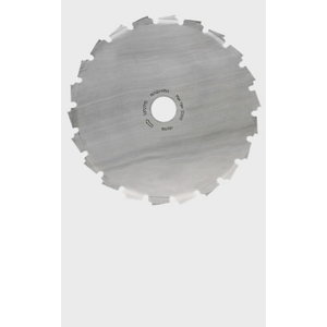 Saeketas 200x25,4x1,5mm; 22hm; meiselhammastega