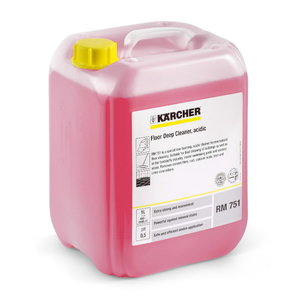 Aktyvus rūgštinis grindų valiklis RM 751 10L, Kärcher