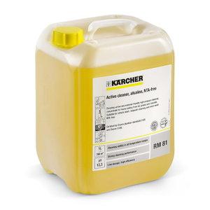 Aktyvi šarminė plovimo priemonė RM 81 ASF 10 l, Kärcher