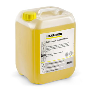 Active cleaner alkaline cleaning agents, 200 L, Kärcher