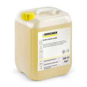 Põllumajanduslik puhastusvahend pindadele, happeline RM 93