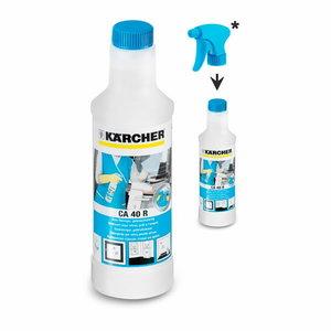 Stiklu tīrīšanas līdzeklis CA 40 R -0,5L Var.1, Kärcher