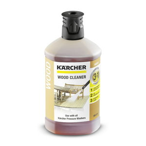 "Detergent wood surfaces ""3 in one"", 1 l, Kärcher"